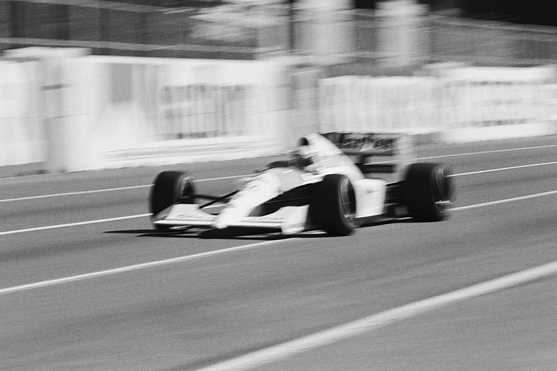 Senna always had great natural speed but was famous for harnessing his emotions to excel to even greater heights.