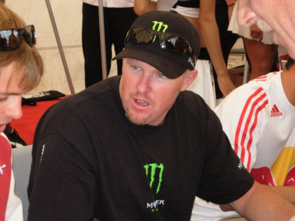 Paul Tracy (pictured in 2007) is a man known to call a spade a spade. So it's unlikely he would have kept quiet had he thought Benetton were running illegal devices during 1994