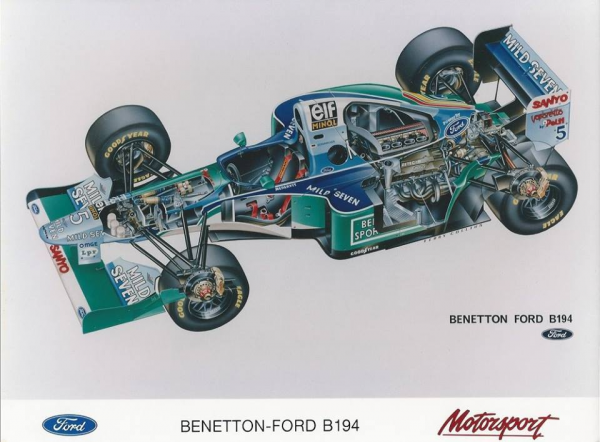 Only weeks earlier, Benetton had been found with apparently redundant and concealed launch control, hence questions over its legality.